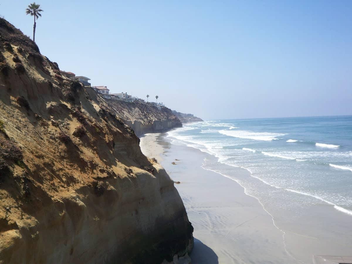 Where Is Solana Beach Ca On A Map