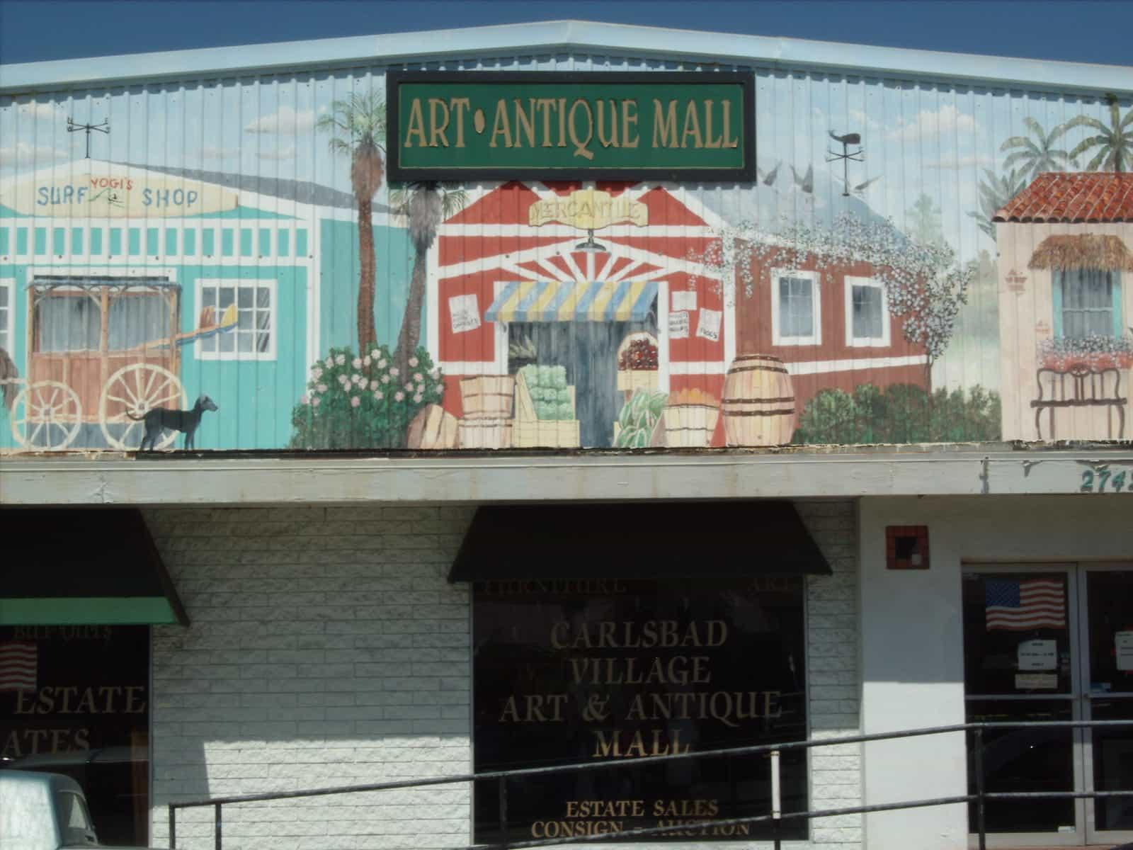 Antique Mall Solana Beach Ca