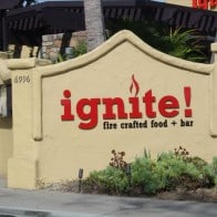 Ignite Carlsbad Restaurant in La Costa Carlsbad