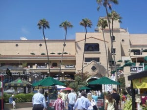 The Del Mar Racetrack in Del Mar CA
