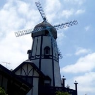 Windmill in Carlsbad