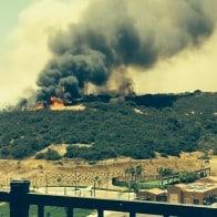 Carlsbad fires 2014 2