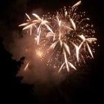 La Costa fireworks in Carlsbad