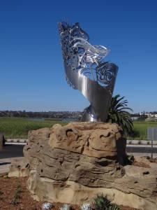Roundabout Sculpture 2