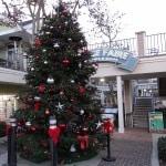 Village Faire Christmas tree