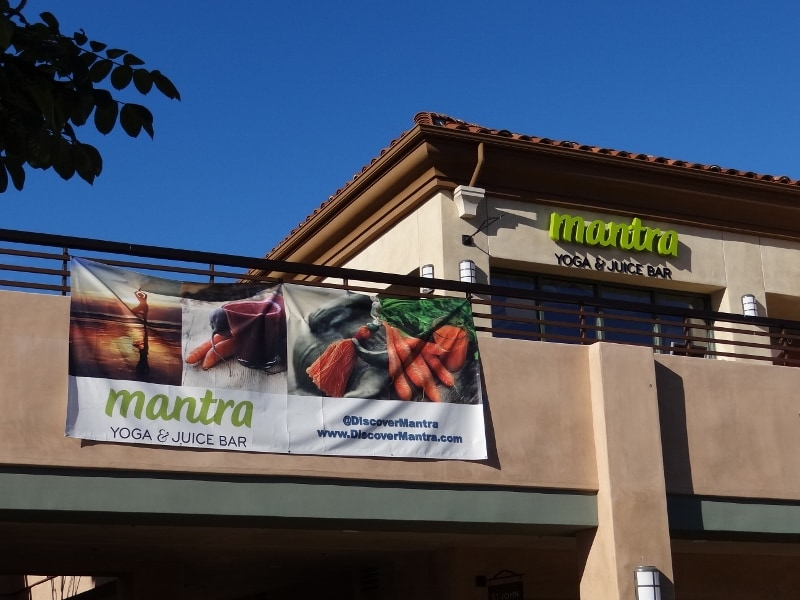 Mantra Yoga and Juice Bar in Carlsbad