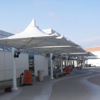 The McClellan-Palomar Airport in Carlsbad