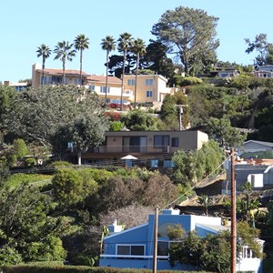 Del Mar ocean-view homes