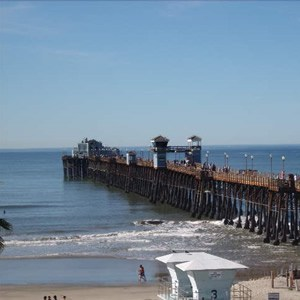 Oceanside Pier in Oceanside