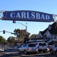 Carlsbad sign