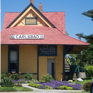 Carlsbad Visitors Center in Carlsbad Village