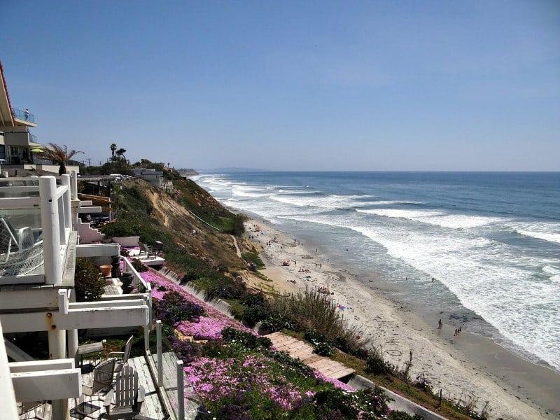 The Leucadia Neighborhood In Encinitas California At