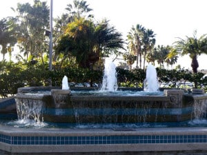 Carlsbad Fountain in the Village