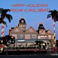 Happy Holidays from Carlsbad