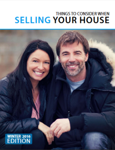 Home Selling Guide 2016 Winter