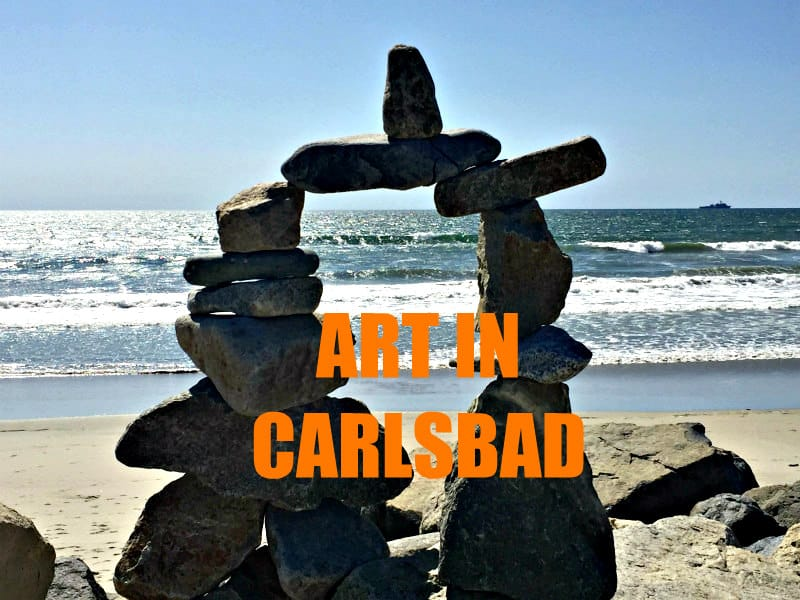 Art in Carlsbad graphic