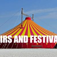 Fairs and Festivals graphic