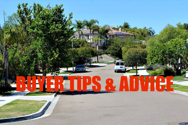 Home Buyer Tips and Advice