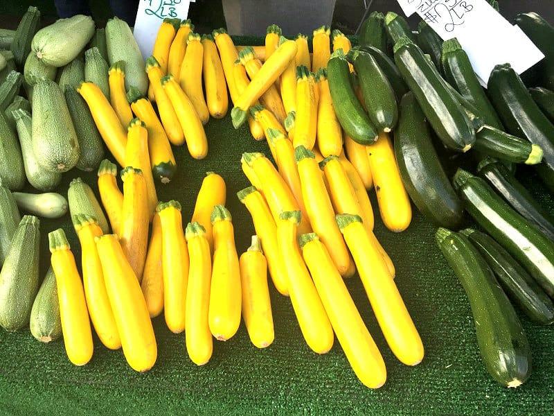 State Street Farmers' Market produce