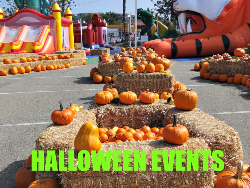 Halloween Events in Carlsbad
