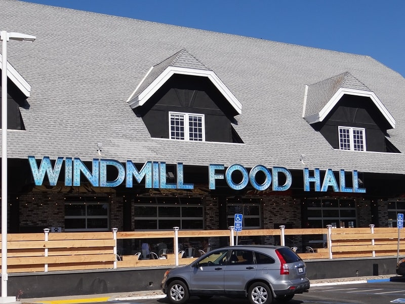 Carlsbad Windmill Food Hall