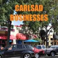 Carlsbad businesses graphic
