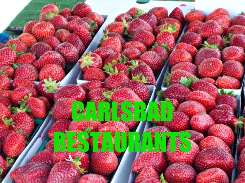 Carlsbad Restaurants