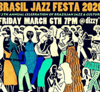 12th Annual Brasil Jazz Festa