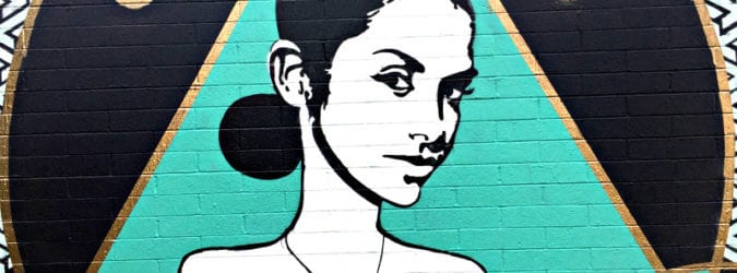 Carlsbad Art Wall Mural February 2020
