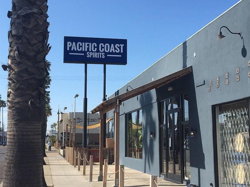 Pacific Coast Spirits in Oceanside