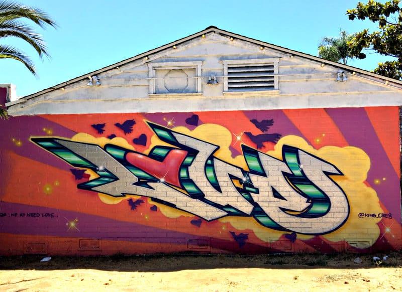 Carlsbad July 2020 Art Wall