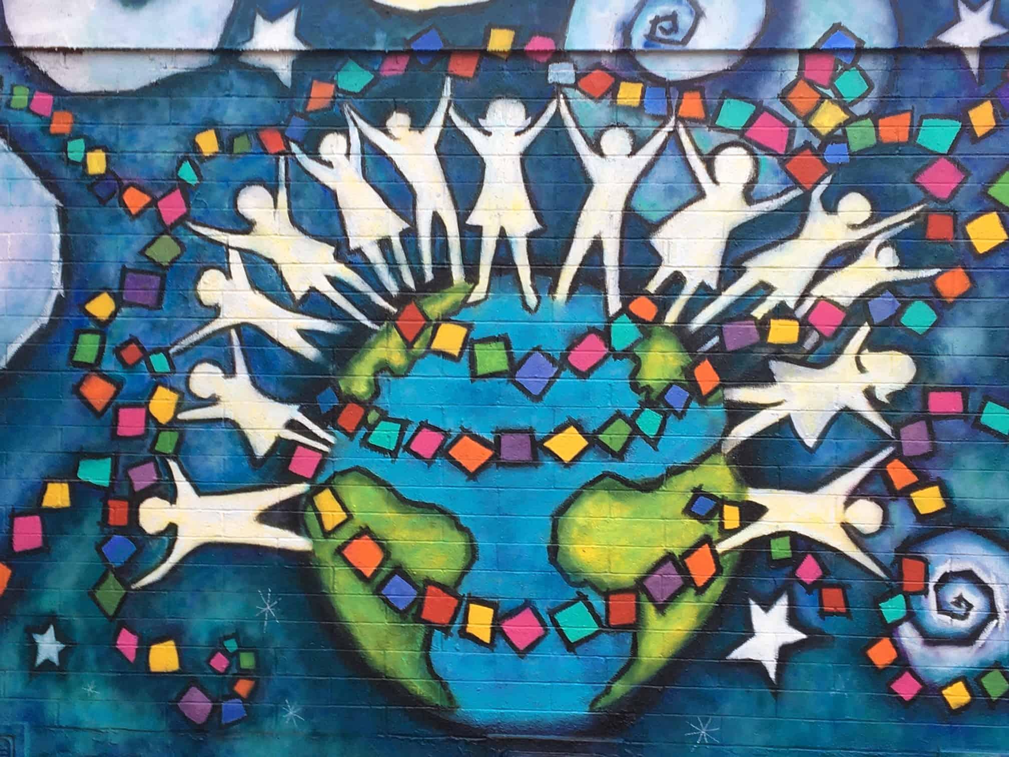 Carlsbad Art Wall January 2021