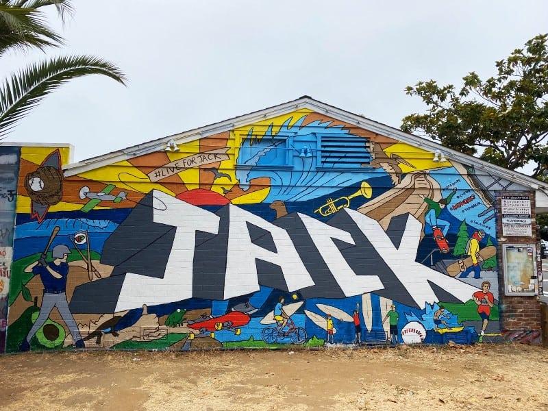 Carlsbad Art Wall June 2021