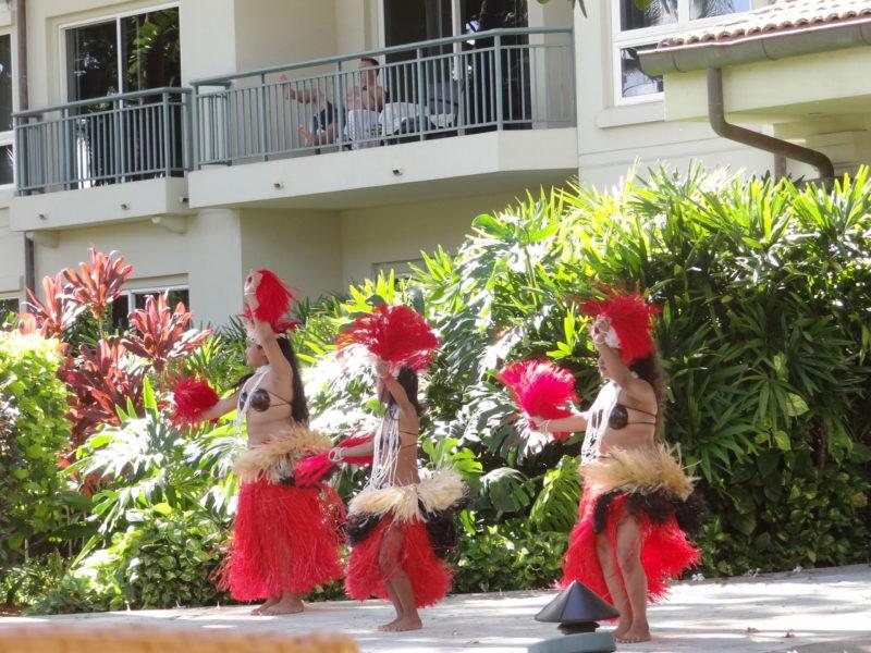 Hula Show in Maui 2019