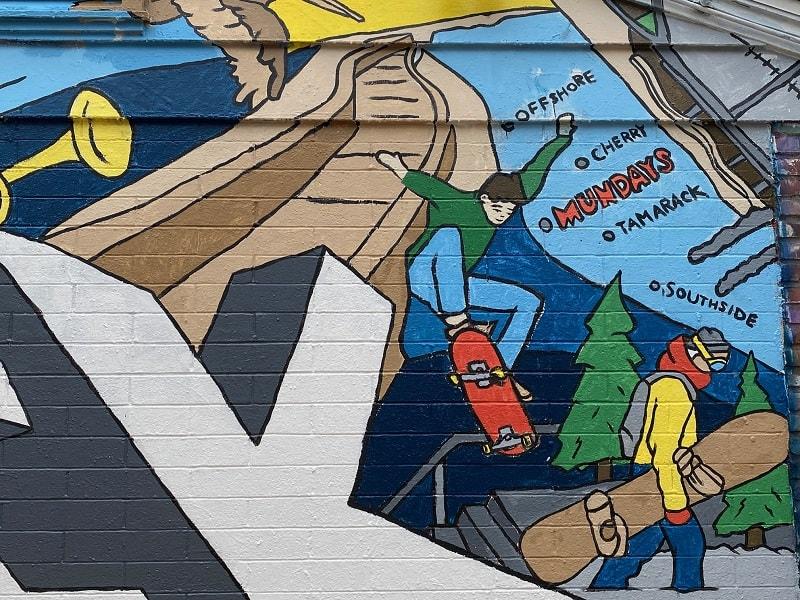 Jack Munday Carlsbad Art Wall