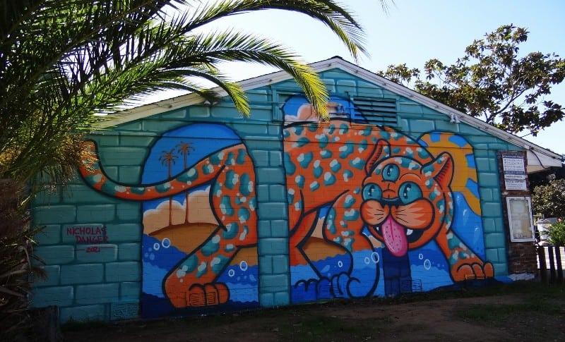 Carlsbad Art Wall October 2021